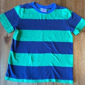 Hanna Andersson Size 120 Stripe Shirt